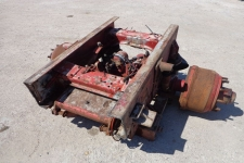 MAN | SAF LIFT AXLE FROM MAN (6X2)