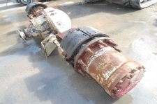 DAF | REAR DIFFERENTIAL AXLE FROM 