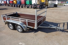 HAPERT | OPEN 2 AXLES -NEW!